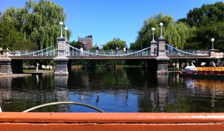 Boston laghetto