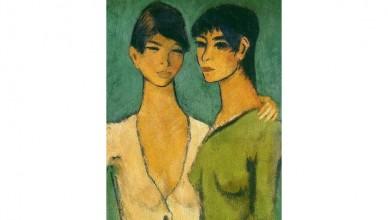 Due sorelle - Otto Muller 1920