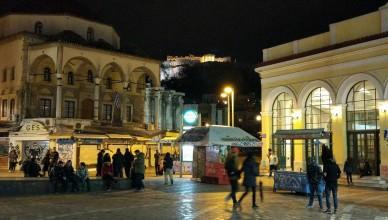 piazza Monastiraki